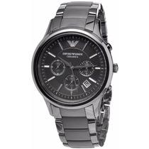 Reloj Cronometro Armani Ar1452 Ceramica 100% Original U.s.a