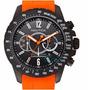 Reloj Nautica Hombre A21026g Crono Naranja Agente Oficial