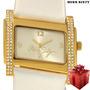 Precioso Reloj Miss Sixty Con Cristales Miralo!!