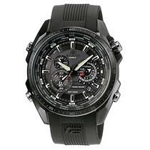 Reloj Casio Edifice Eqs-500c-1a Cronografo Mejor Precio!