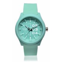 Reloj Mode Okusai Quartz Wr100m Garantía Oficial Estuche