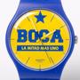 Reloj Swatch Boca Juniors Suoz 177 178 Local Barrio Belgrano