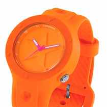 Reloj Converse Rookie 50m Wr Carcasa Acero Antiraya Silicona
