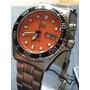 Reloj Orient Mako Automatico Fem6500a Sumergible 200m Garant