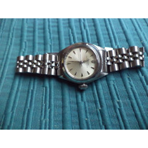Impecable Rolex Mujer Oyster Perpetual Jubilee Acero