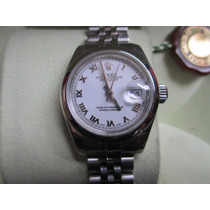 Rolex Datejust 179106 Año 2009 Mujer Como Nuevo(sin Uso)