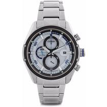 Reloj Citizen Hombre Acero Ecodrive Ca012051a Agente Oficial