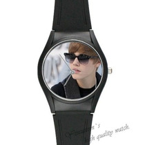 Reloj Justin Bieber! Believer Infinit Love For Ever