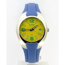 Reloj Citizen Eco Drive Unisex 50% Off, Ultima Unidad !!!