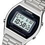 Reloj Casio B-640wd-1a Retro 50m Wr Alarmas Acero Local Cent