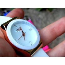 Reloj De Silicona !