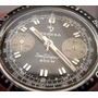 Cronografo Tressa Sea Tempest Diver 200 Valjoux 7733 Unico!!