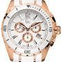 Reloj Guess Gc X76003g1s Crono Ceramica Suizo Agente Oficial
