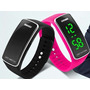Reloj Led Watch Digital Pulsera Silicona Unisex 5 Colores