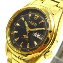 Reloj Citizen Dama Automatico Pd710257e Agente Oficial