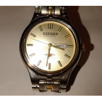 Reloj Citizen Automatico Junior Combinado Nd0000 92p