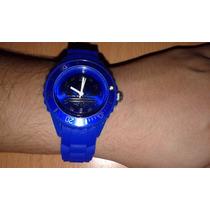 Reloj Pulsera Silicona Unisex Color Deportivo Por Mayor 5 U