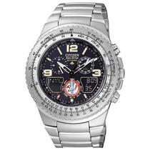Reloj Citizen Jr3160-54e Skyhawk Escuadrilha Da Fumaca