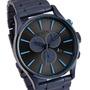 Reloj Nixon Sentry Chrono A386 1042 A386 1679 100m Wr Japon