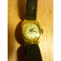 Antiguo Reloj Dama, Titus Geneve,non Magnetic, Oro,a Cuerda