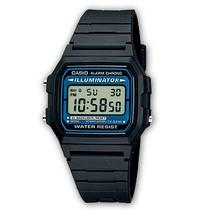 Reloj Vintange Casio F -105 Iluminator Cronometro Alarmas