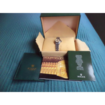 Extraordinario Rolex Oyster Perpetual 6618 Mujer Oferta Hoy