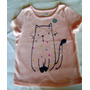 Remera Bebé Nena Baby Gap 12-18 Meses