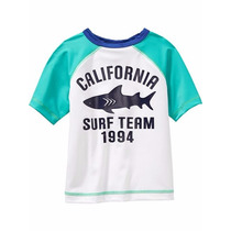 Remeras Con Filtro Solar Upf Uv +50 Gap, Old Navy, Carter´s