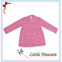 Remeron Polera Vestidito Risata 12-18 Meses Little Treasure