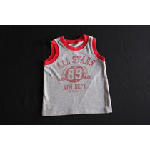 Remera Musculosa (old Navy). Talle:18 - 24 Meses (n.y - Usa)