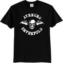 Avenged Sevenfold Remeras