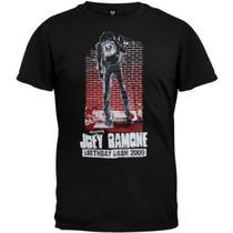 Joey Ramone Birthday Bash 2009 Remera Nueva Xl