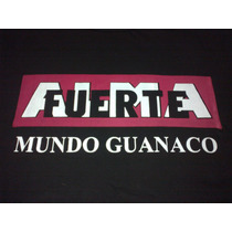 Remera Almafuerte Mundo Guanaco