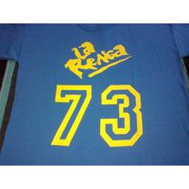 Remera La Renga 73