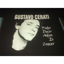 Remera Gustavo Cerati