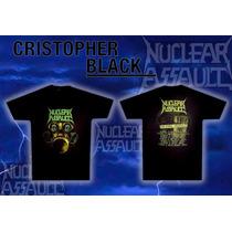 Remera - Nuclear Assault - The Final Assault Tour 2015