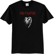 Foo Fighters Remeras