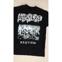 Masacre - Reqviem Camiseta Talle L - Original. Nuevo