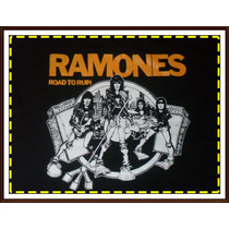 Ramones Road To Ruin Remera Punk Rock