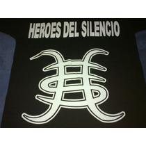 Remera Heroes Del Silencio