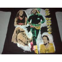 Remera Bob Marley