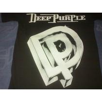 Remera Deep Purple