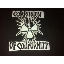 Remera Corrosion Of Conformity Talle L Ultima!!!