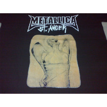 Remera Metallica St Anger