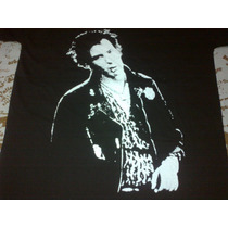 Remera Sid Vicious (sex Pistols)