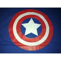 Remera Capitan America