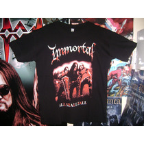 Remera - Immortal - Battles In The South 2011