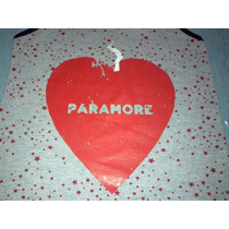 Musculosa Paramore Talle S Ultima!!!