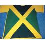 Remera Bandera Jamaica