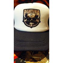Gorra Trucker Pantera Heavy Metal